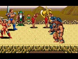 Golden Axe 1.2.3 - All Magic