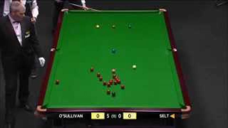 Ронни О'Салливан - Последний (13) 147 - 2014 : Ronnie O'Sullivan - Latest (13) 147 - UK Championship