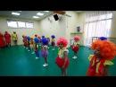 Отчетный концерт, студия танца Солнышко, дети 4-5 лет, 2015 год, город Иркутск