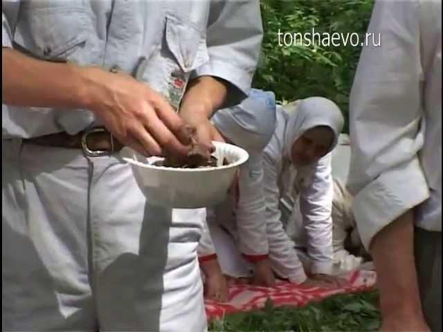 Марийцы язычники молятся Ош Кугу Юмо
