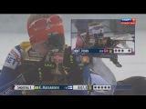 Биатлон Кубок Мира 2014-2015 8-ой этап Холменколлен (Норвегия) - Женская Индивидуальная Гонка 15 км - 12.02.2015