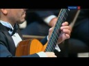 Artyom Dervoed Mikhail Pletnev play Paganini/Goss guitar concerto with RNO