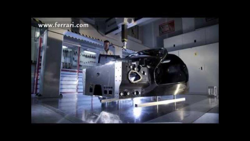 Ferrari F70 [NEW ENZO] F1 Carbon-Fibre Chassis