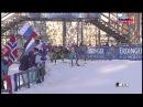 Биатлон Контиолахти Смешанная эстафета HD 10.02.2012