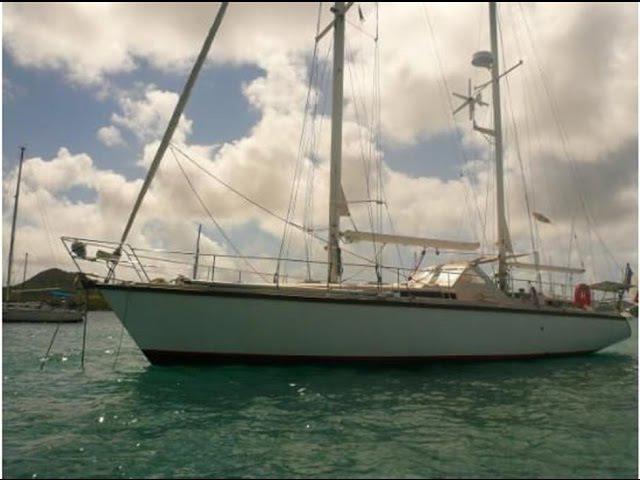 Amel 46 Santorin Bianca Yacht For Sale!