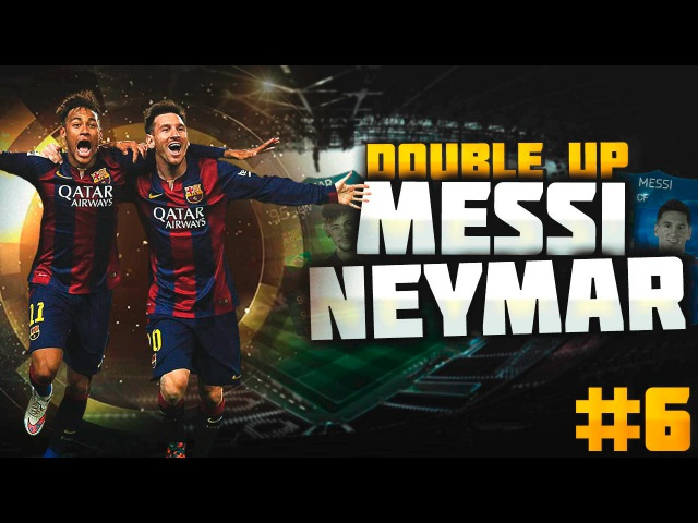 FIFA 15 PS4 | Ultimate Team | OneUp | 2UP TOTY MESSI NEYMAR 6 | ПОШЛА ИГРА!