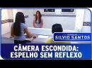 Câmera Escondida Espelho Sem Reflexo