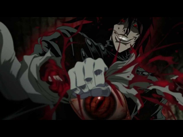 Hellsing AMV When Youre Evil