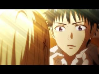 Ямада-кун и семь ведьм 01 серия русская озвучка Zunder  Yamada-kun to 7-nin no Majo 1  ТВ [vk] HD