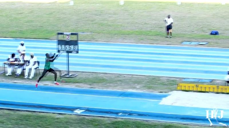 Pedro Pablo Pichardo Triple Jump 18.08m