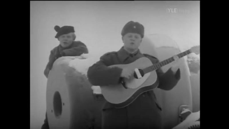 Eero ja Jussi Balladi kanuunasta