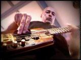 Ufo Walter (Randy Hansen Band) Bass Solo: Machine Gun Jam - Jimi Hendrix