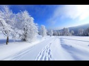 Музыка снега. Goosebumps ... Music snowy desert.