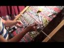 Мастер класс Домотканые коврики