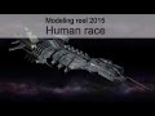 Andrew Krivulya modeling reel 2015 for Galaxia:Remember Tomorrow●Human race●