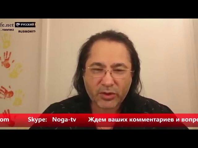 Профессор Лебединский - Интервью. Запись прямого эфира 21. 06. 2015
