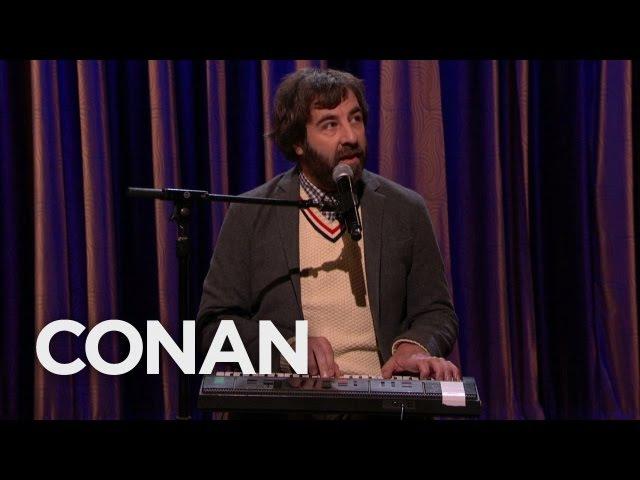 David O'Doherty Stand-Up 04/14/15 - CONAN on TBS