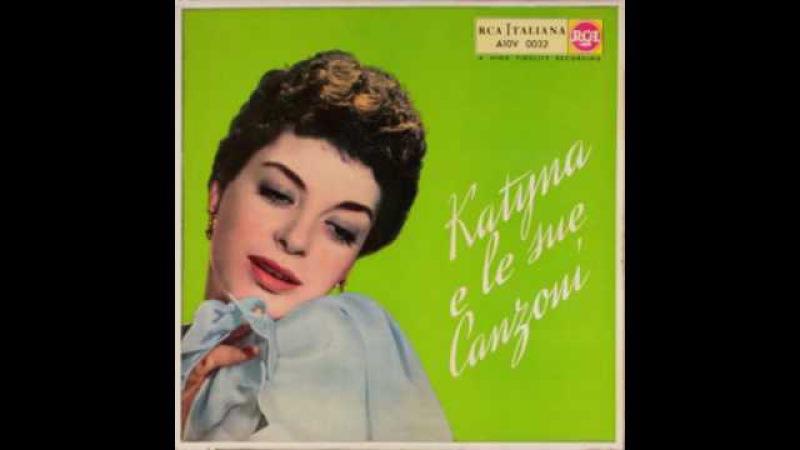 Katyna Ranieri-Canzone da due soldi-33giri