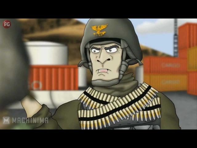 Друзья по Battlefield - Полковник 100 звёзд (Финал сезона)