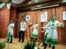 Марийский танец 11 класс Марисолинская школа 2012.wmv