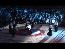 Aikido demonstration at Battle of Champions 6 in Moscow