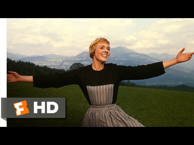 The Sound of Music (15) Movie CLIP - The Sound of Music (1965) HD