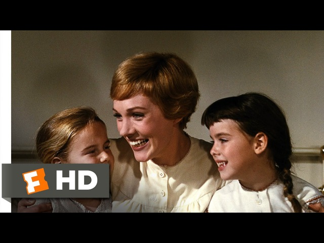 The Sound of Music (35) Movie CLIP - My Favorite Things (1965) HD