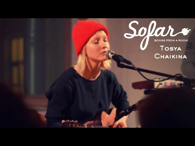 Tosya Chaikina - It's A Real Dream   Sofar Saint-Petersburg