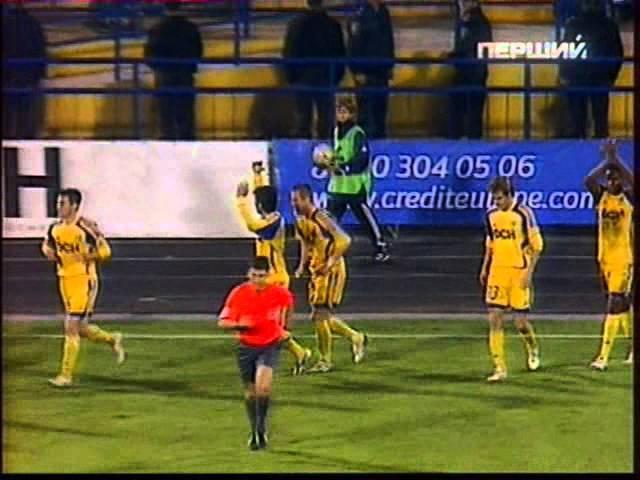 Металлист (Украина) - Бешикташ (Турция) 4-1 КУЕФА (02.10.2008) обзор