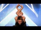 Britains Got Talent 2015 S09E06 Junior AKA Bonetics Contortionist Dance Routine Makes You Cringe
