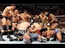 John Cena Team vs Team Nexus Bloody Match - Not Fake