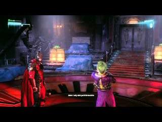 Batman Arkham Knight ''Joker - I'm Laughing Song''