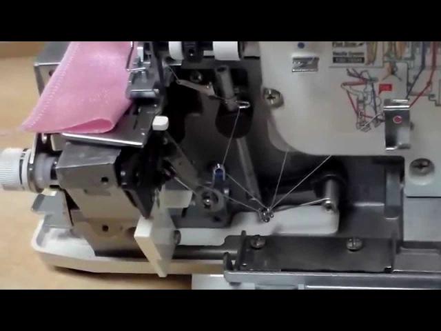 BERNINA 800DL (700D) видео обзор
