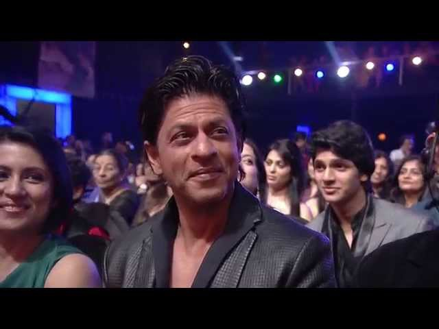 Romantic medley tribute to Shahrukh Khan by Bollywood Singers | Mirchi Music Awards