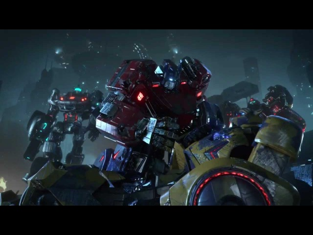 VGA Cinematic Trailer - Official Transformers: Fall of Cybertron Cinematic Video