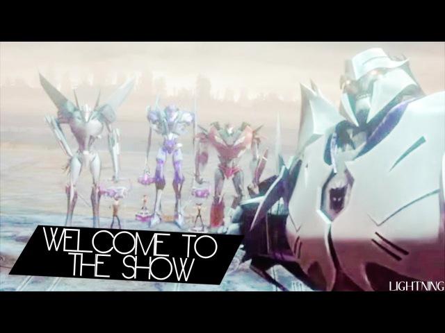 Welcome To The Show ᴅᴇᴄᴇᴘᴛɪᴄᴏɴs