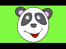 Eyes Nose Mouth Ears Song | Learn Body Parts