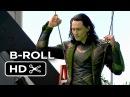 Thor: The Dark World Complete B-Roll (2013) - Chris Hemsworth Marvel Movie HD