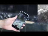 Смартфон Ulefone Paris - Испытание в бассейне с водой и Кока Колой