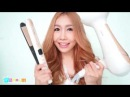 How To : Curl Hair with a Flat Iron by Philips ActiveCare