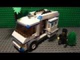 Как построить из лего #23 | Автомобиль для перевозки заключенных / Prisoner Transporter