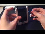 Как сделать iPhone 3GS из Лего/How to make iPhone 3GS in Lego( RE MAKER #1)