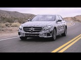 The new E-Class on the road to autonomous driving - Mercedes-Benz original