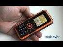Обзор защищенного телефона SENSEIT P7 от Mobile Review