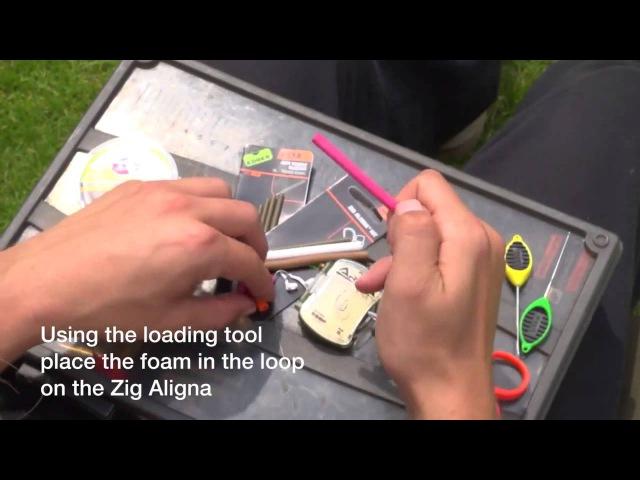 Как изготовить и связать оснастку Zig-Rig | Зиг-Риг