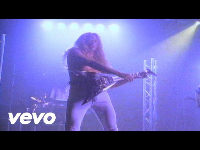 Megadeth - Holy Wars...The Punishment Due