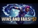 DOTA 2 - Funny Fails Wins! - EP57