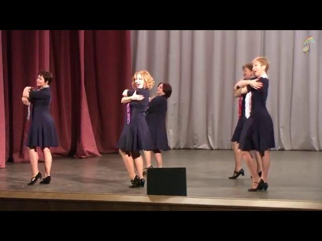 Танцуют взрослые В джазе только девушки