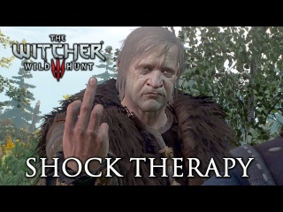 Witcher 3: Shock Therapy - How To Restore the Mute Druid's Voice