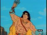 Приключения Конана-варвара S01E46-50 (10.01.14) 2х2